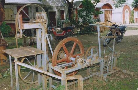 pedal powered farms  factories  forgotten future