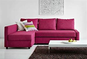 Canapé Rose Convertible : 32 id es canap moderne pour le salon ~ Teatrodelosmanantiales.com Idées de Décoration