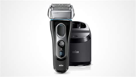 braun wet dry integrated precision shaver kalibrado