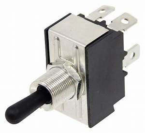 Replacement Operating Switch For Husky Brute Electric