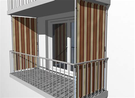 Balkon Sichtschutz Seitlich  My Blog