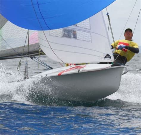 Oliver Dinghy Boat by New 505 Racing Dinghy