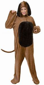 Womens Playful Dog Adult Costume - Mr. Costumes