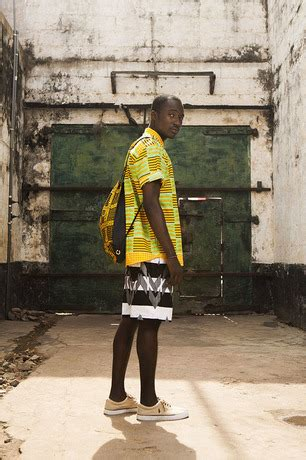 yevu clothing ethically made in ghana cool hunting