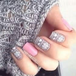 Pretty winter nail designs nenuno creative