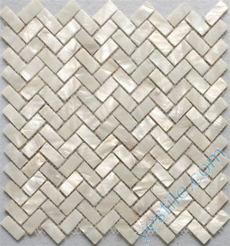mosaic tile backsplash pictures white herringbone of pearl tile backsplash