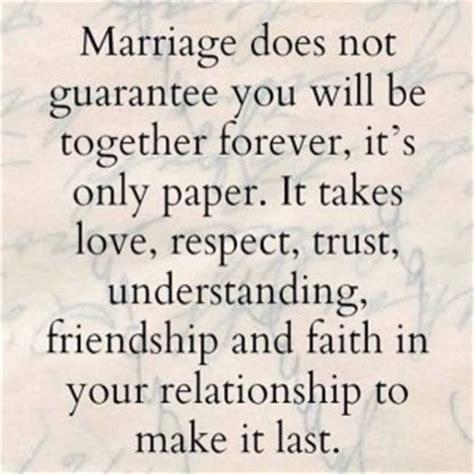 marriage trust quotes quotesgram