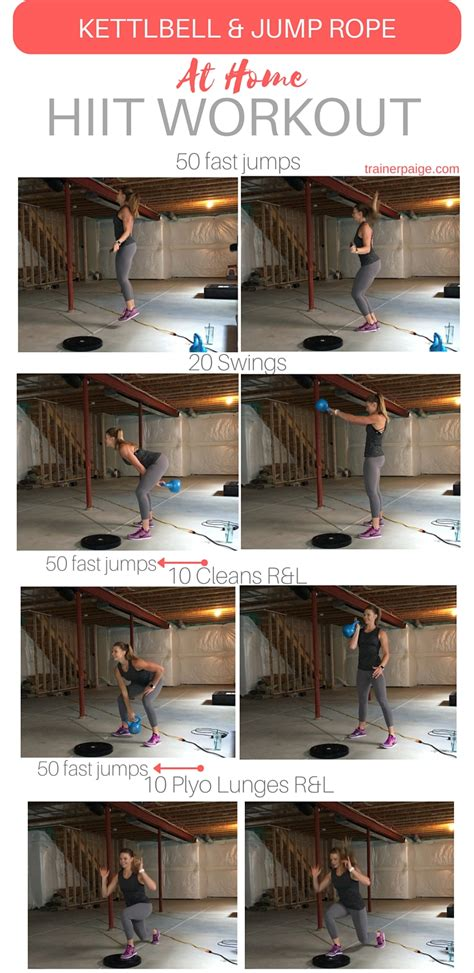 rope workout jump hiit kettlebell fun interval yourtrainerpaige hey training got workouts circuit hitt leg jumprope ve today guys super