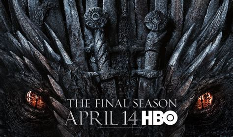'game Of Thrones' Releases Final Season