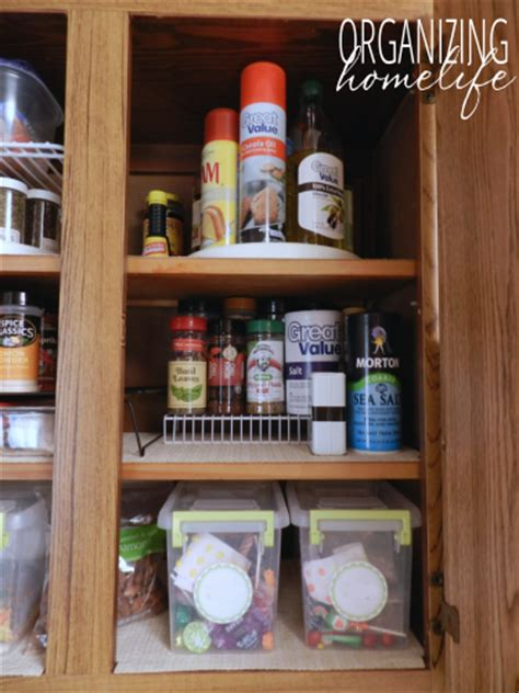 How To Organize Spices In Cupboard by How To Organize Your Spice Cabinet Organize Your Kitchen