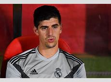 Bad news for Thibaut Courtois before CSKA Moscow vs Real