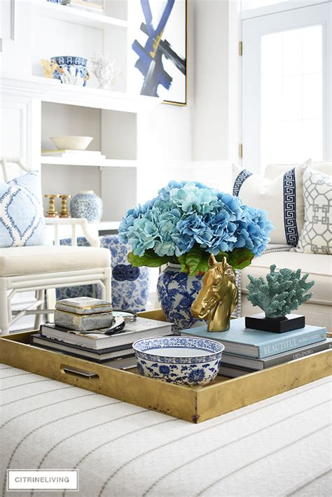 A coffee table just takes up so much real estate, and that space can be used for sprawling out with a board game or giving the kids room to frolic. COFFEE TABLE DECORATING + STYLING TIPS! - CITRINELIVING
