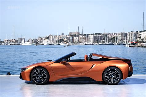 I8 Roadster Image by Autocar S Bmw I8 Roadster Review