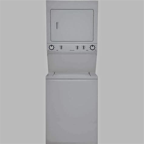 used front load washer and dryer stackable washer dryer frigidaire stackable washer dryer