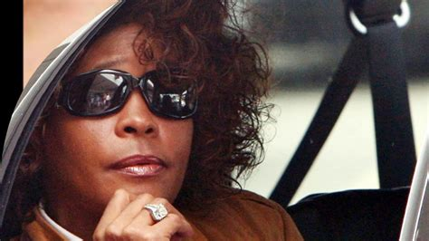 where is whitney houston s ring that nick gordon is being
