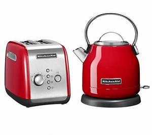 Kitchen Aid Wasserkocher : kitchenaid fr hst cks set toaster wasserkocher 1 25l page 1 ~ Yasmunasinghe.com Haus und Dekorationen