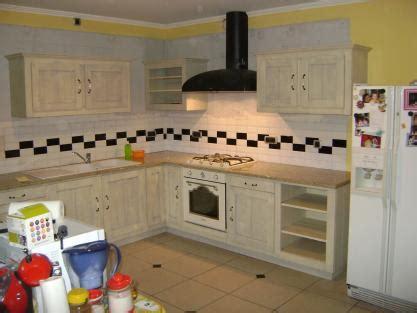 cuisine peinte meuble de cuisine en chêne peinte sur mesure