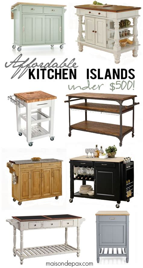 Buy Kitchen Furniture by Where To Buy Affordable Kitchen Islands Breakfast Dining
