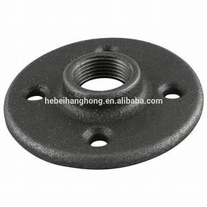 Tuyau Fonte Noir : 3 4 noir tuyaux en fonte bride de plancher pieds de meubles id de produit 60360945376 french ~ Dode.kayakingforconservation.com Idées de Décoration