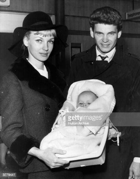 Singer Don Everly With His Wife Venitia And Daughter Stacey On News Photo Getty Images