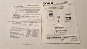 York Stellar P9uc Furnace Parts  New And Used  South  York