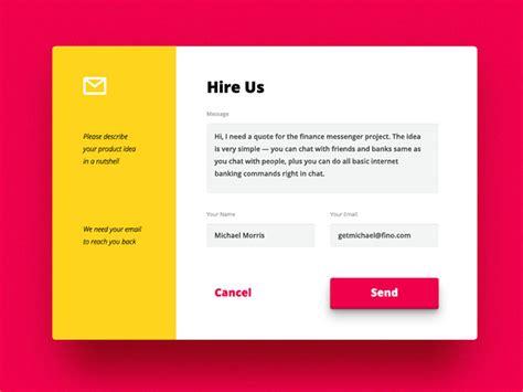 beautiful web mobile form designs web graphic