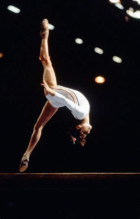 Comaneci Floor Routine by 35 Best Images About Gymnastics Comaneci On