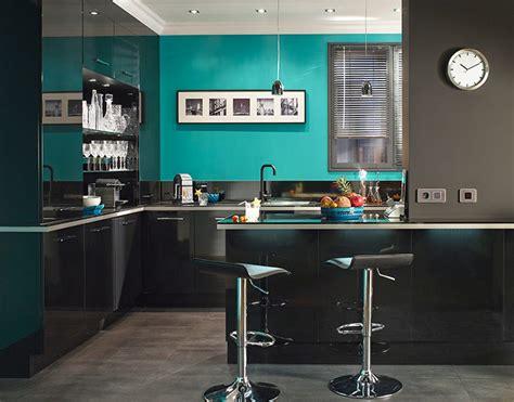 meuble de cuisine gossip noir castorama