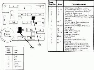 2004 Ford Mustang Wiring Diagram