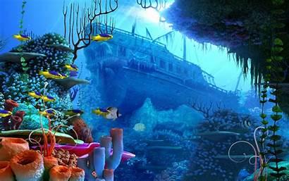 Ocean Scenes Underwater Wallpapersafari Browse Wallpapers Amazing