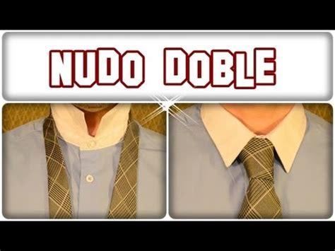 c 243 mo hacer un nudo de corbata doble paso a paso por primera vez f 225 cil y r 225 pido