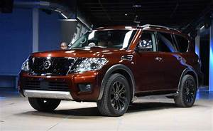 2017 Nissan Armada Unveiled With 8 500