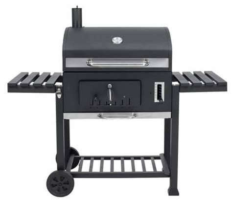 tepro toronto zubehör toronto charcoal bbq grill with side tables