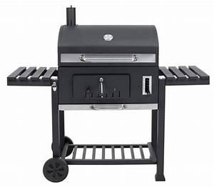 Grill Toronto Xxl : toronto xxl charcoal bbq grill with side tables ~ Whattoseeinmadrid.com Haus und Dekorationen