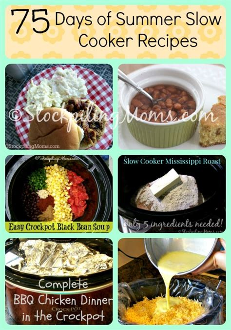 summer cooker recipes 25 back to school 30 minute meal recipes