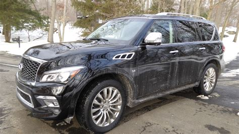 All About That Space 2018 Infiniti Qx80 Review She Buys