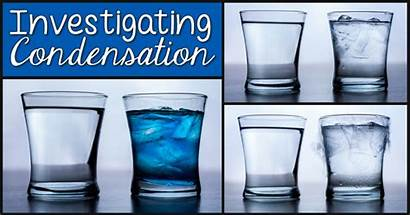 Condensation Cycle Water Investigating Does Science Investigation