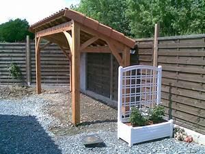 Abri De Bois : abris pour bois de chauffage cholet 49 en 2008 ~ Melissatoandfro.com Idées de Décoration