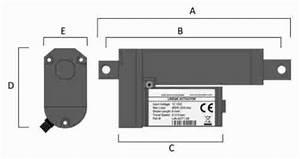 Actuator Diagram