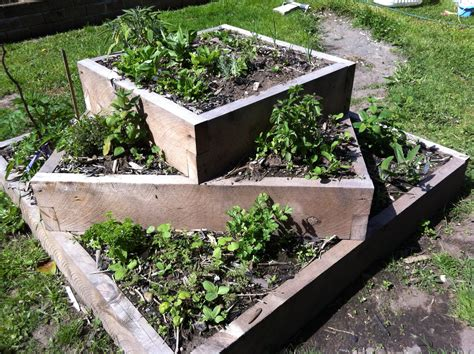 Ever Changing Garden And Herb Spiral