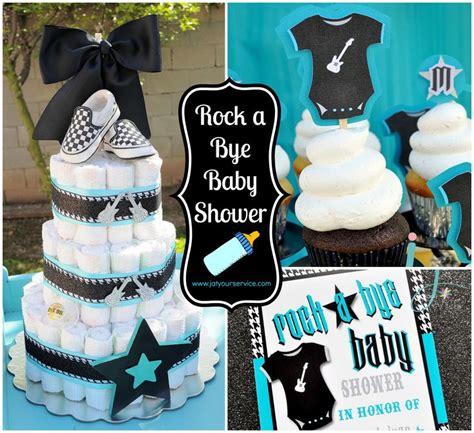 rock a bye baby shower itsaboy baby shower ideas