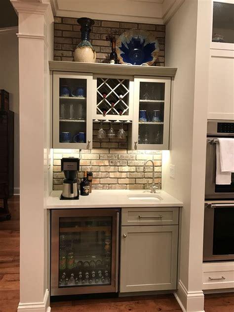coffeewine bar   shelf space