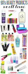 90's Beauty Products #ShareBeauty - Hairspray and Highheels