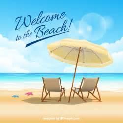 Welcome Summer Beach