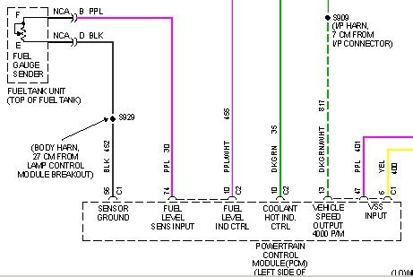 Fuel Wiring Harnes Diagram by Problems Figuring Out Why The Fuel Dont Work