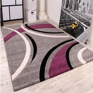 Teppich Lila Grau : velours creme teppiche kurzflor teppiche ~ Orissabook.com Haus und Dekorationen