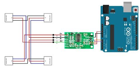 scale project for arduino and wemos d1