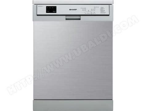 lave vaisselle sharp sharp qwhy25f423i lave vaisselle 60 cm sharp livraison gratuite