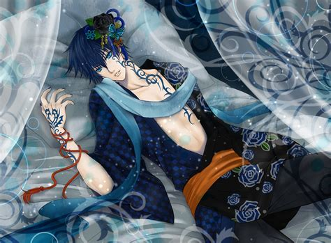 loose kimono zerochan anime image board