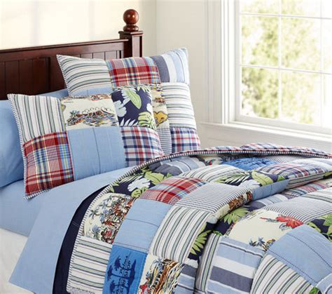 Best Pottery Barn Sheets by Pottery Barn Key West Quilted Bedding 8 Best